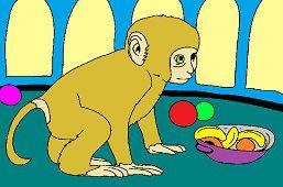 Monkey and bananas
