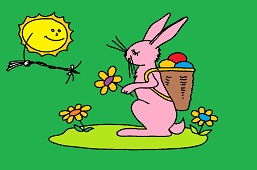 Easter motif