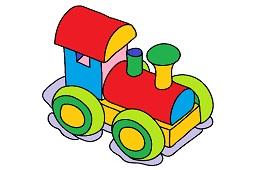 Little locomotive