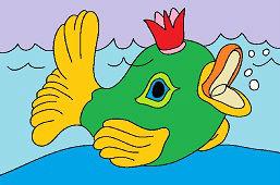Princess fish