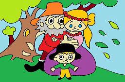 Rumcajs family