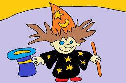 Little magician