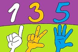 1-3-5 Easy Math