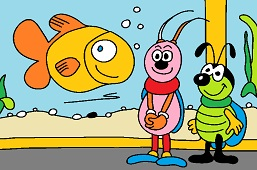 Beatles and Aquarium