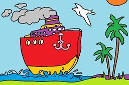 Ocean liner