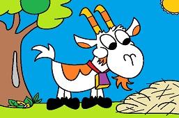 Goat Rosie