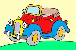 Older Cabrio
