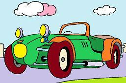 Sports car veteran