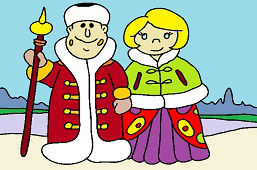 Traditional winter clothes