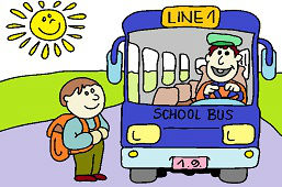 Bus to school