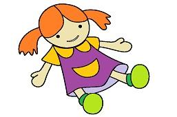 Doll Pippina