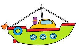 Boat for Thomas