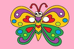 Carnival mask – Butterfly