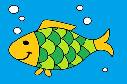 One little Fish