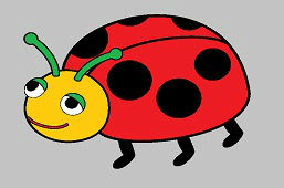 Ladybug Maya