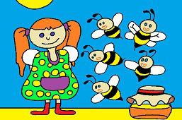 Eva and bees