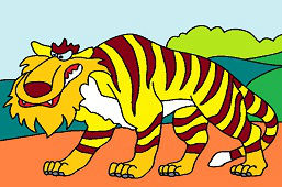 Tiger – Wild Animal