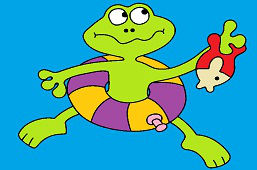 Frog Bianca