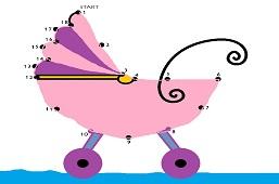 Infant Baby Stroller