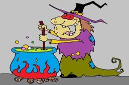 Preparing for Halloween